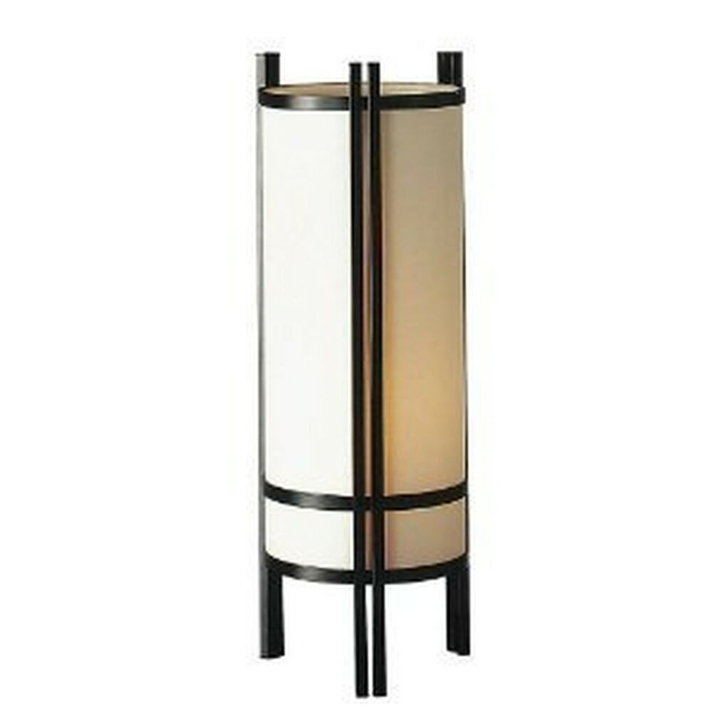 ore international 2029 japanese style end table lamp 24
