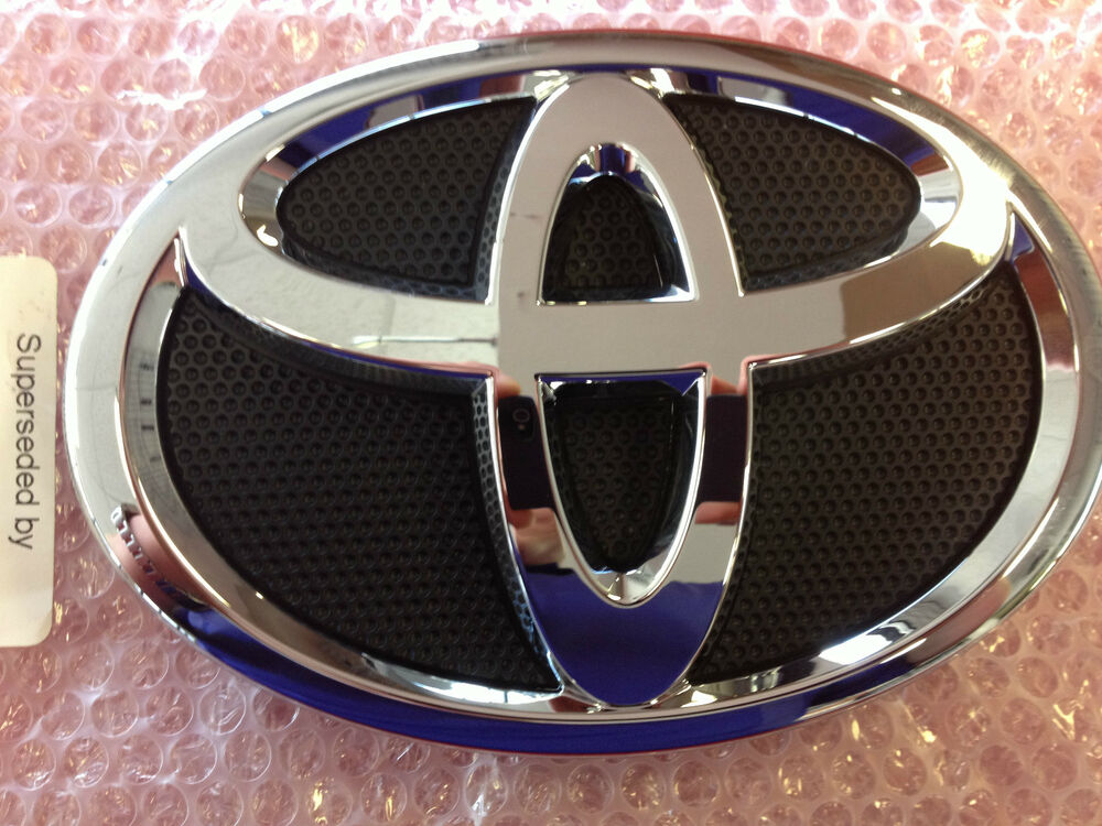 Front Grille Emblem Toyota Avalon Avx40 2013 And Newer