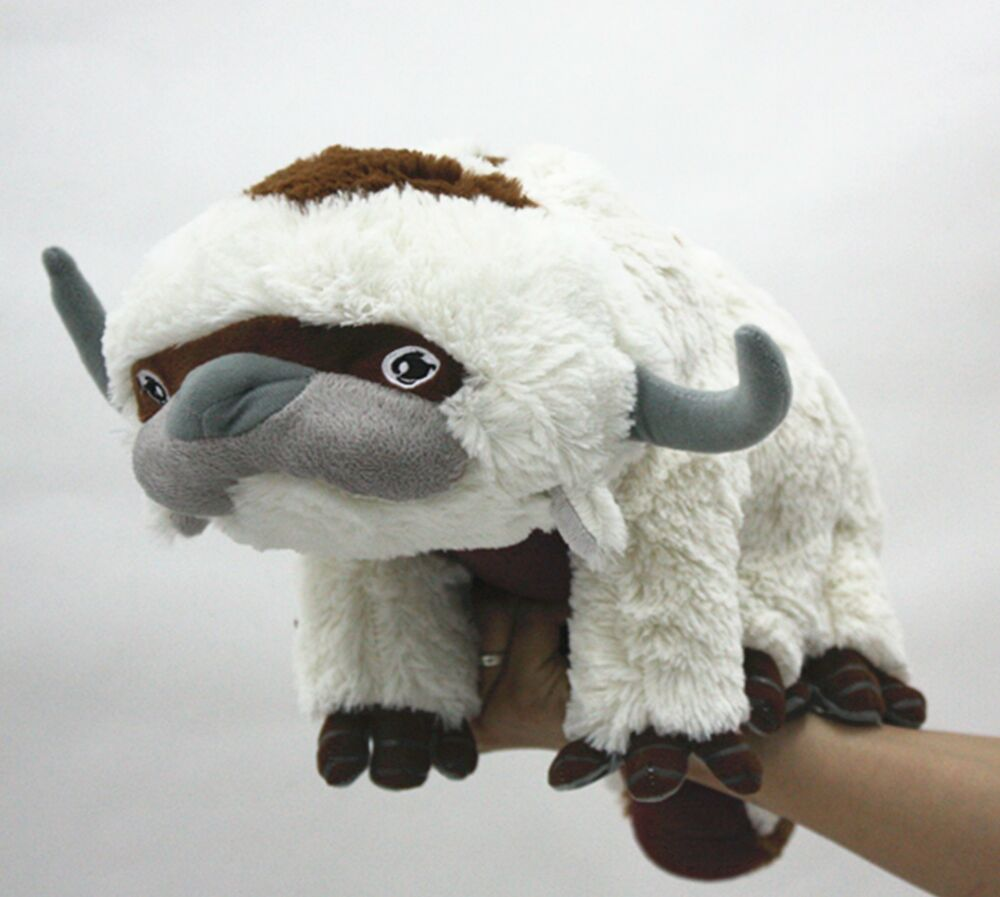 "The Last Airbender Movie Appa: 20"" Appa Plush Huge Jumbo Toy From Avatar The Last"