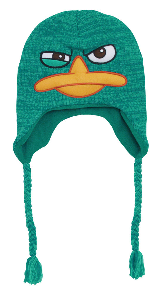 Perry The Platypus Wink Agent P Phineas And Ferb Adult ...