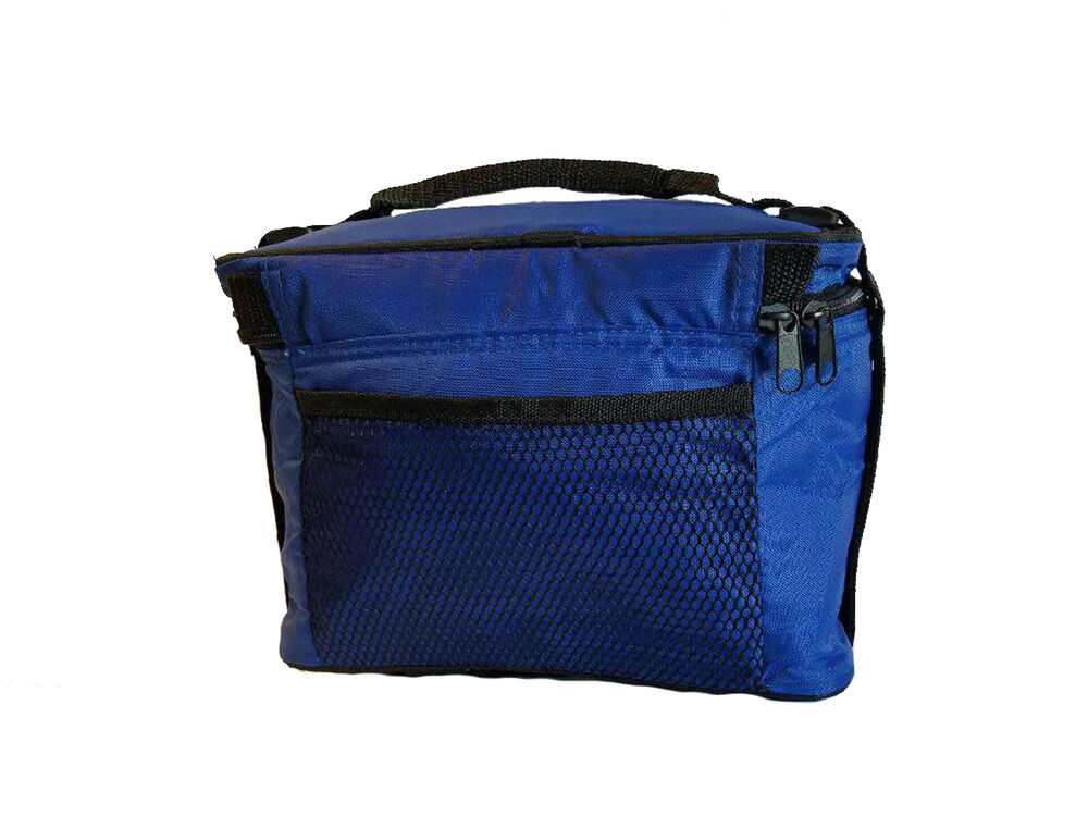 9 5 Quot Mini Insulated Cooler Bag Thermal Lunch Picnic
