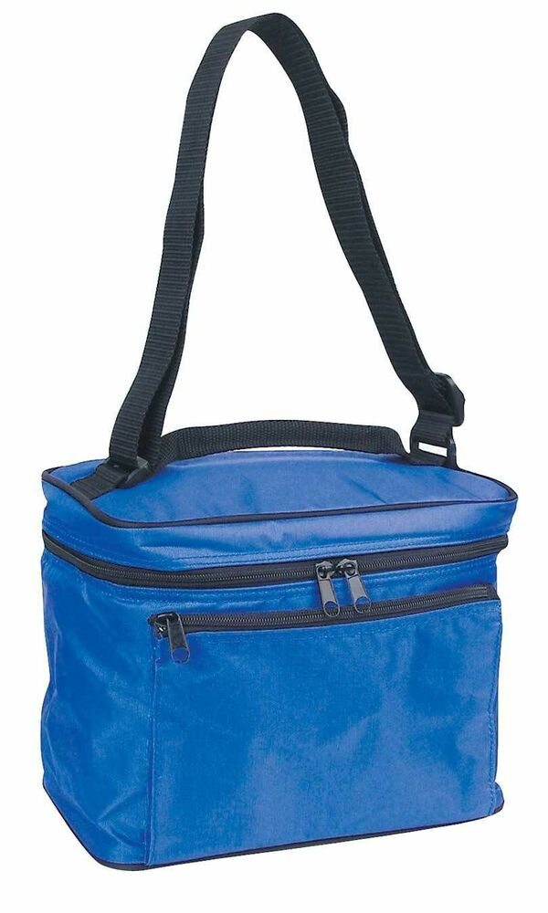 Mini Insulated Cooler Bag Thermal Lunch Picnic Shoulder