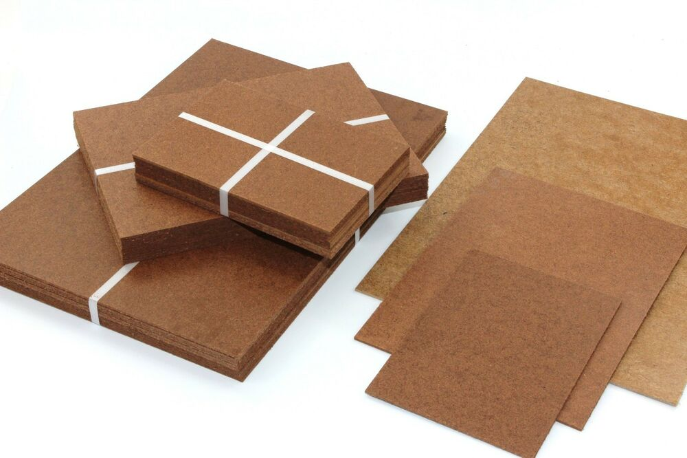 Mm hardboard sheets a also available