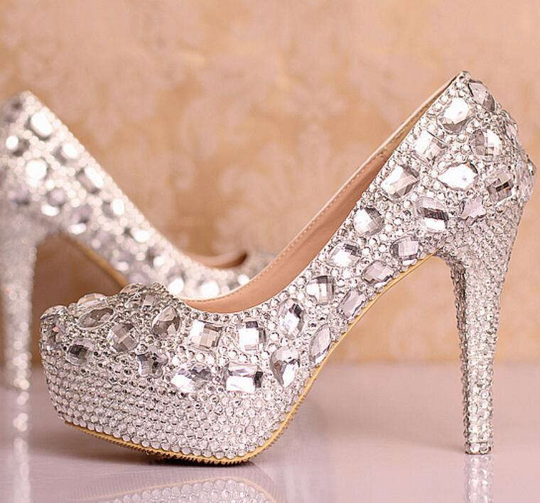 Crystal Court Shoes