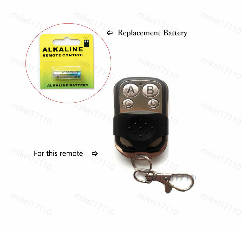 led accent light remote control replacement battery ebay. Black Bedroom Furniture Sets. Home Design Ideas