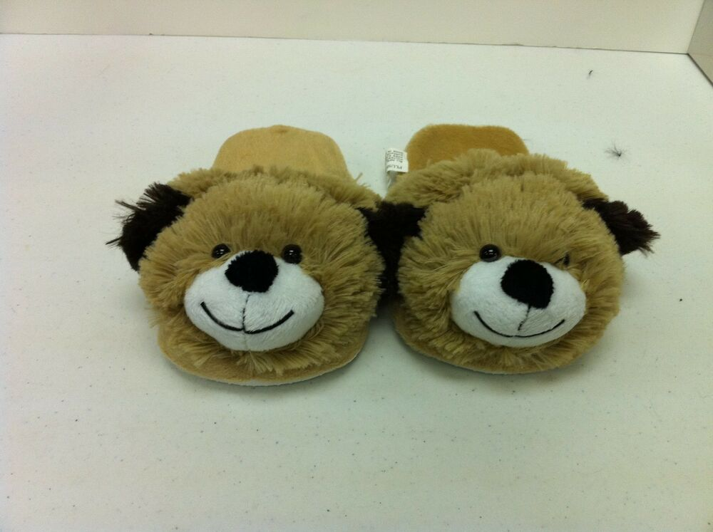 "DOG SLIPPERS PET PILLOW ""Plush & Plush"" Brand my animal ..."