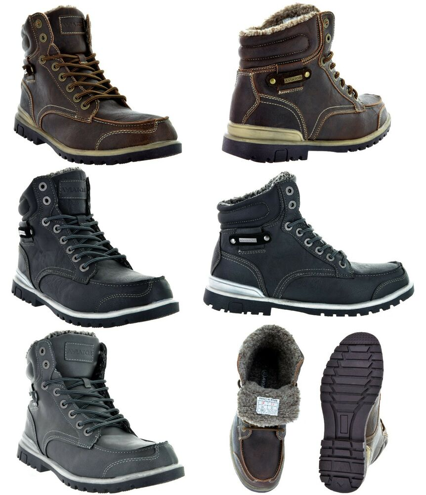 Preview of Men's Shoes for Winter