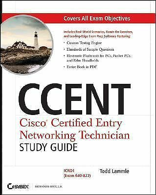 CCENT/CCNA ICND1 100-105 Official Cert Guide - Cisco Press