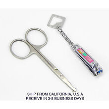 BABY NAIL CLIPPERS AND SCISSOR CLIPPERS