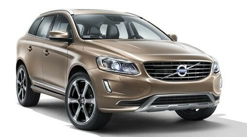 genuine volvo xc60 iron stone exterior styling package oe. Black Bedroom Furniture Sets. Home Design Ideas
