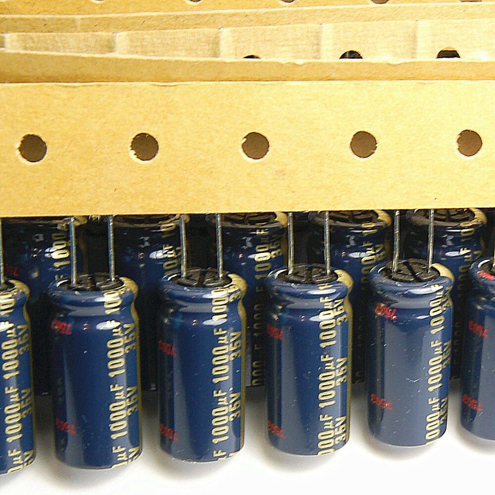10uF 40V Philips 5x11mm axial electrolytic capacitor 5PCS