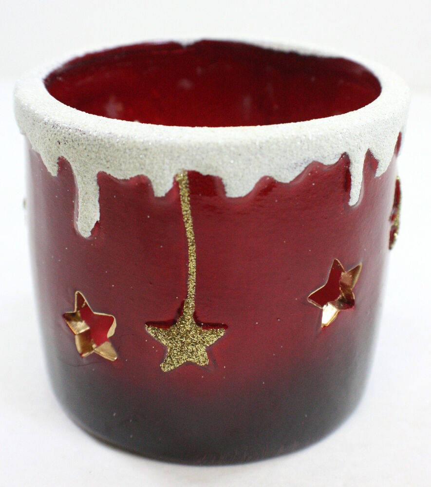 Vintage Christmas Window Candles
