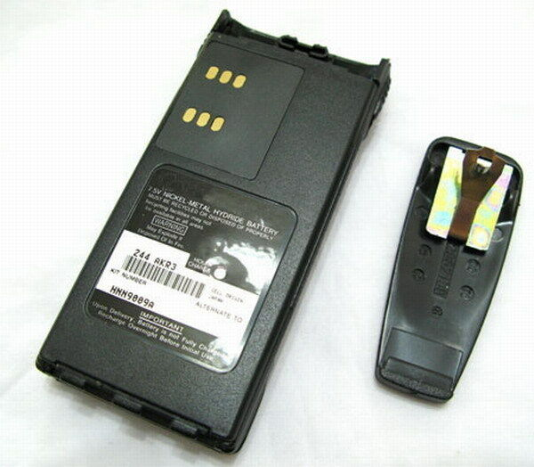Ni Mh 1200mah Battery For Motorola Radio Ht750 Ht1250