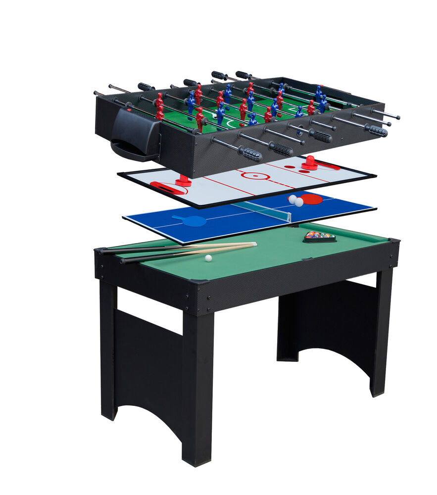 New jupiter deluxe 4 in 1 multi games table pool table for 10 games in 1 table