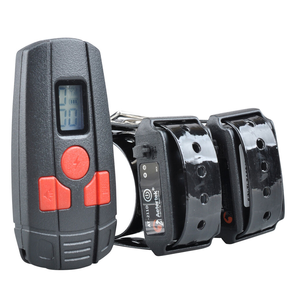 Aetertek At C Remote Dog Shock Training Collar