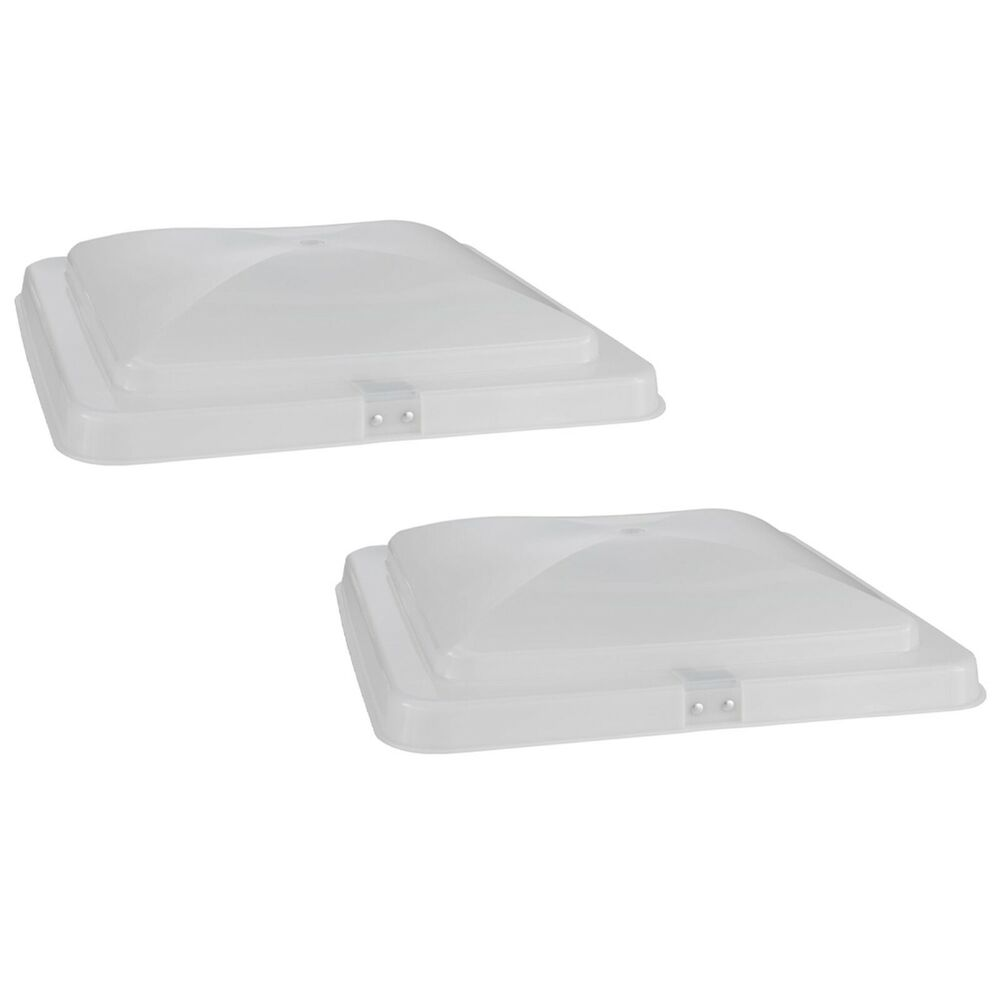 2 Pack Of 14 Quot X 14 Quot Replacement Roof Vent Cover Camper Rv