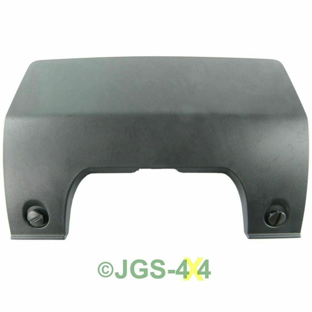 Land Rover Discovery 3 & 4 Rear Bumper Towing Eye Cover