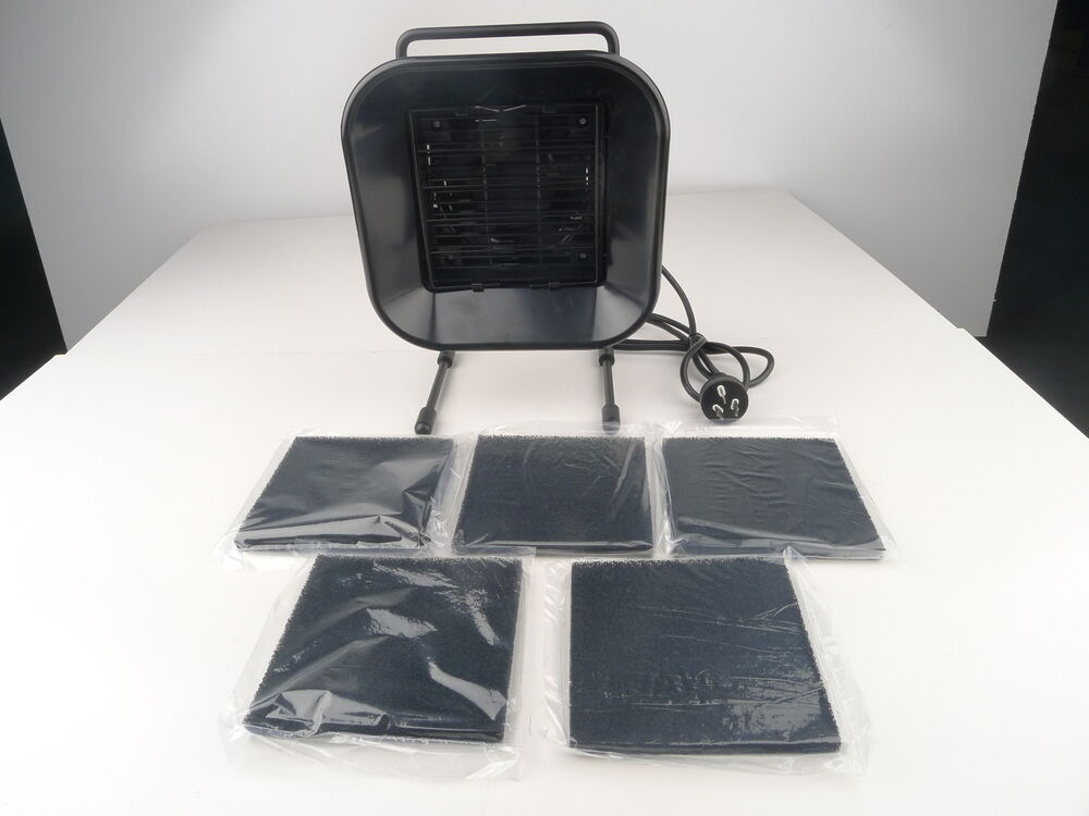 Smoke Extractor Fans : Fume smoke absorber extractor fan filters for soldering