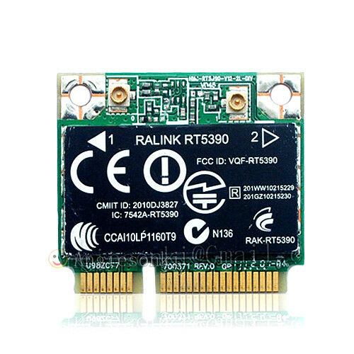 Ralink RT b/g/n WiFi Adapter need drivers and blue - HP Support Community