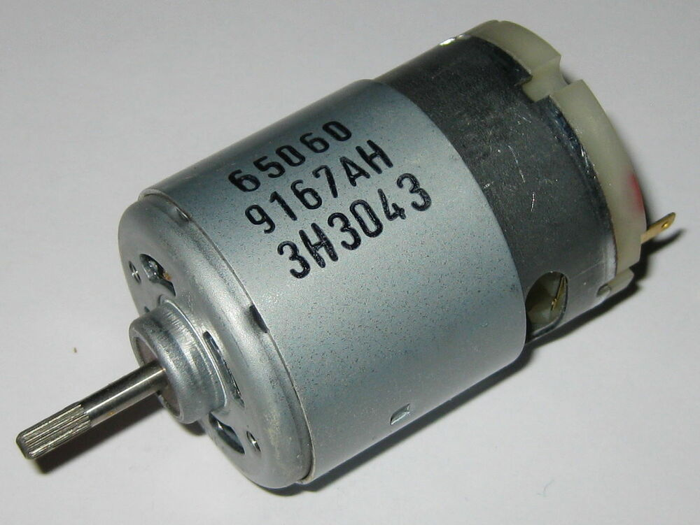 Johnson electric 13 6v dc motor 4500 rpm 3 5 oz in for Johnson electric dc motors