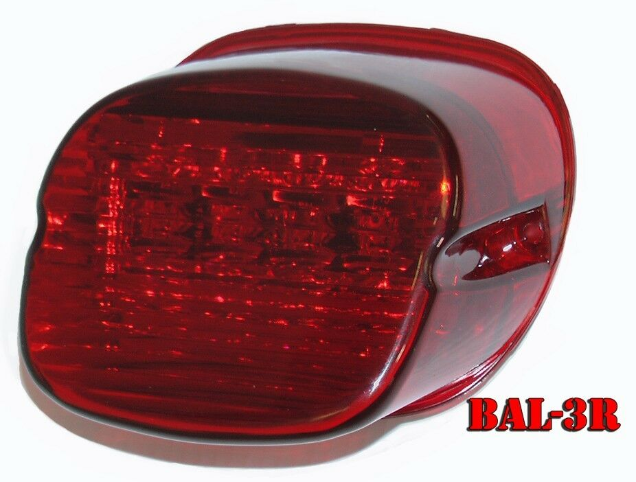 Bright Ass Lights Led Taillight For Harley Davidson