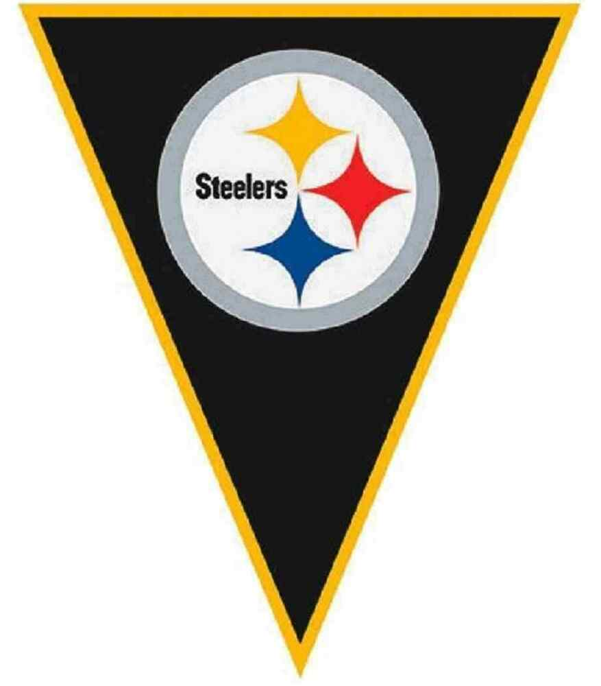 Pittsburgh Steelers Nfl Football Sports Party Decoration