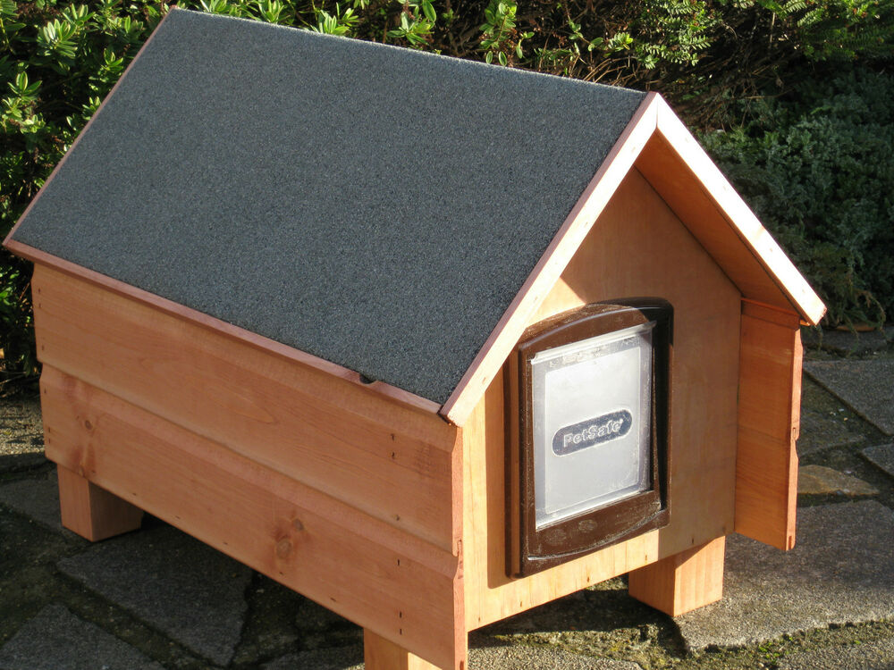 Top quality outdoor shelter cat small dog rabbit house for Small garden shelter