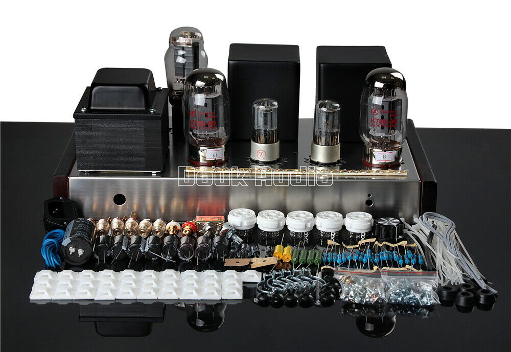 Douk Audio KT88 Single-Ended Class A Stereo Tube Amplifier ...