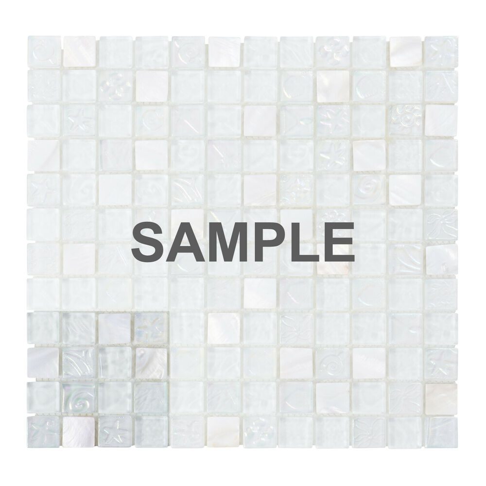 kitchen tile mosaic 4x4 white of pearl sell iridescent glass mosaic 3266