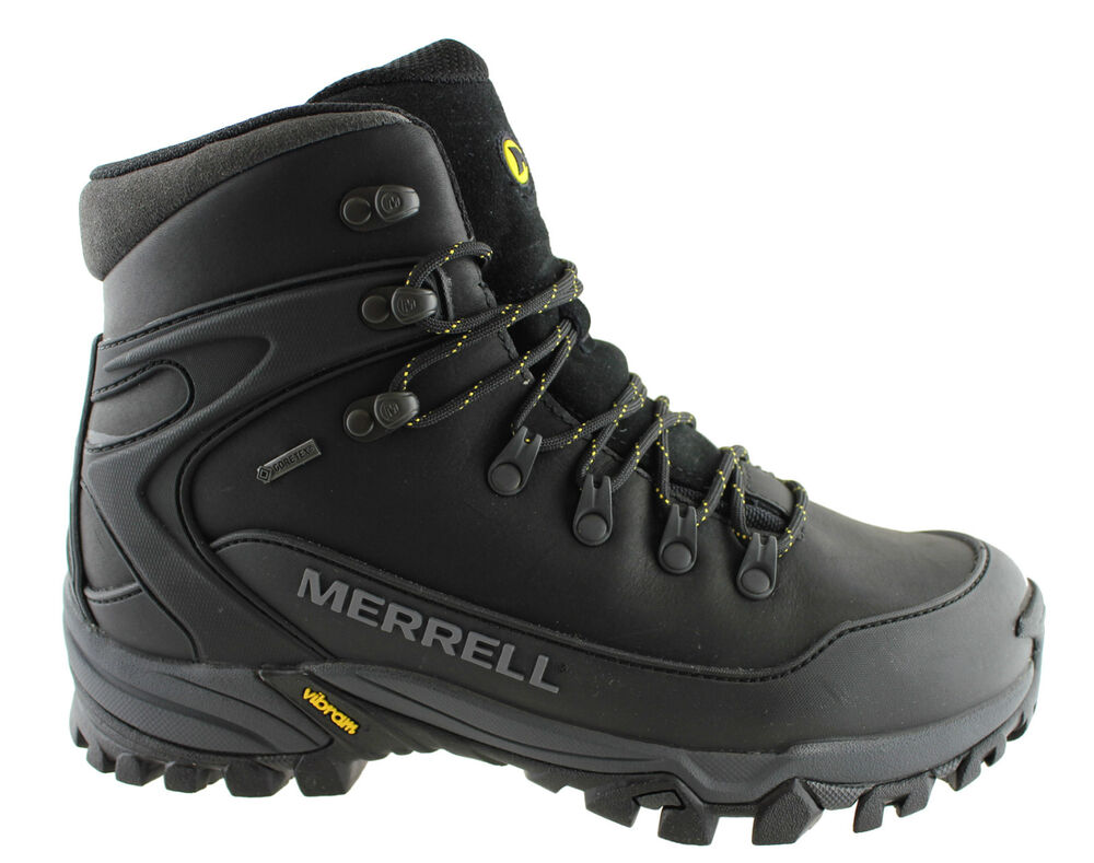 Merrell Mattertal Gore Tex Leather Mens Shoes Boots Hiking