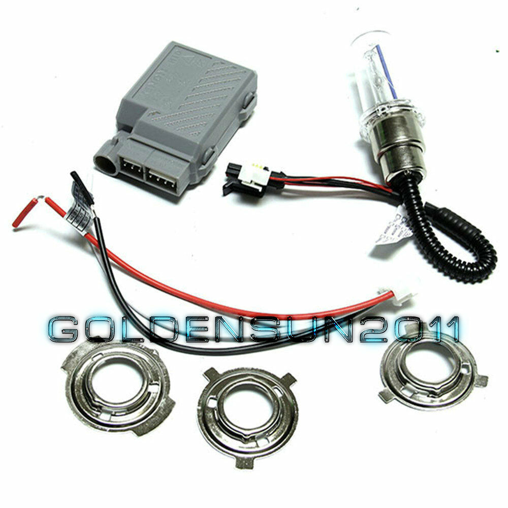 35w Motorcycle Headlight Hi Lo Beam Hid Conversion Kit