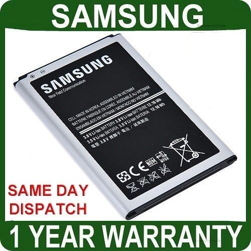 Genuine samsung galaxy note 3 iii sm n9005 battery for Housse telephone samsung galaxy note 3