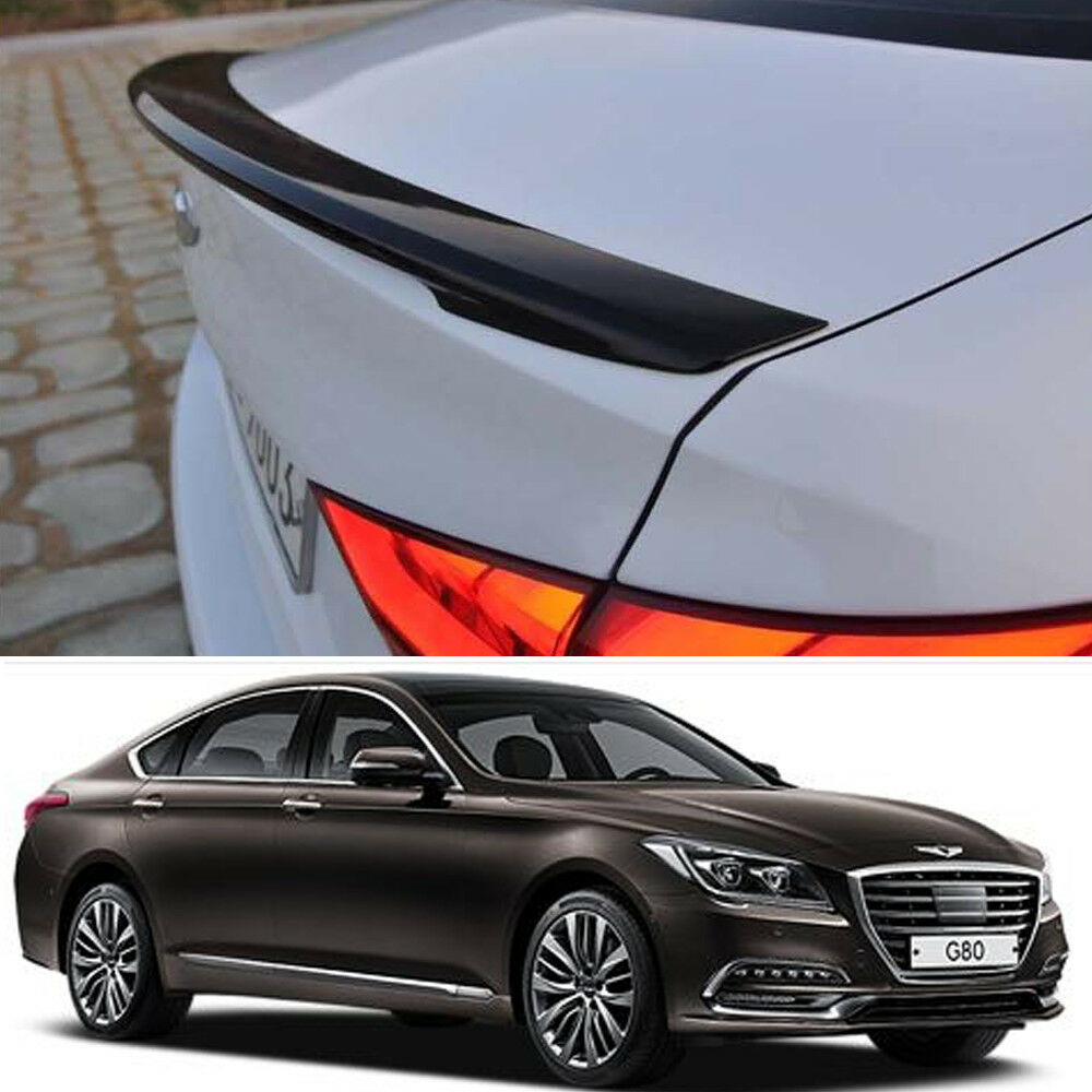 Rear Trunk Spoiler Painted Aero Parts For Hyundai New