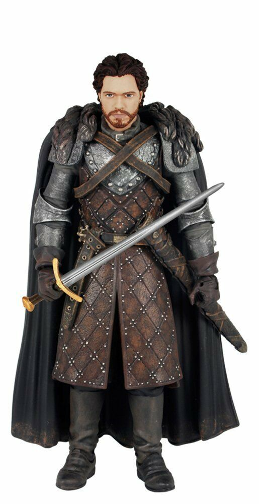Game of thrones robb stark legacy collection series 2 action figure ebay - Game of thrones 21 9 ...