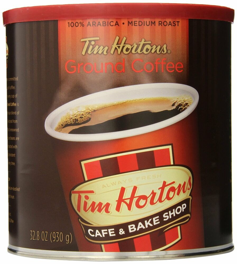 A brief history of Tim Hortons