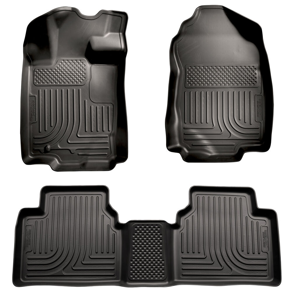 For Ford Fusion 98361 Heavy Duty Floor Liners Mats 3