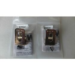 Kyпить DeWALT 2 PACK Genuine Belt Clip Hook 20V Drill Driver N268241 N169778  на еВаy.соm