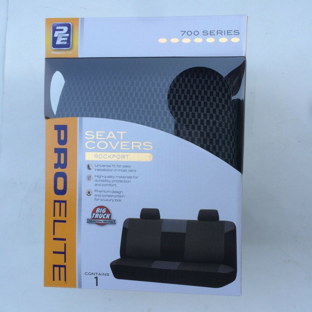 PRO ELITE SEAT COVERS ROCKPORT 700 SERIES