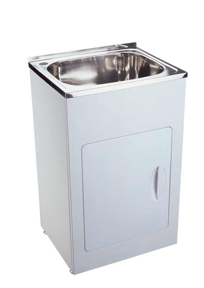 New 30 Litre Stainless Steel Laundry Tub Cabinet Buy