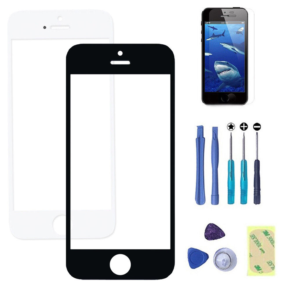 iphone 5s front screen replacement for iphone 5s 5 front glass outer screen lens replacement 17474