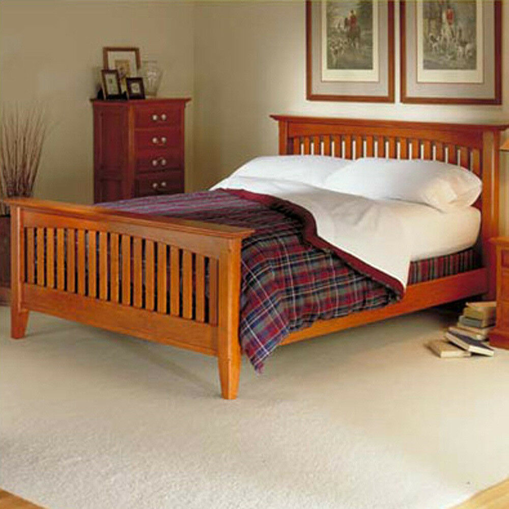 Classic Bed Plans | eBay