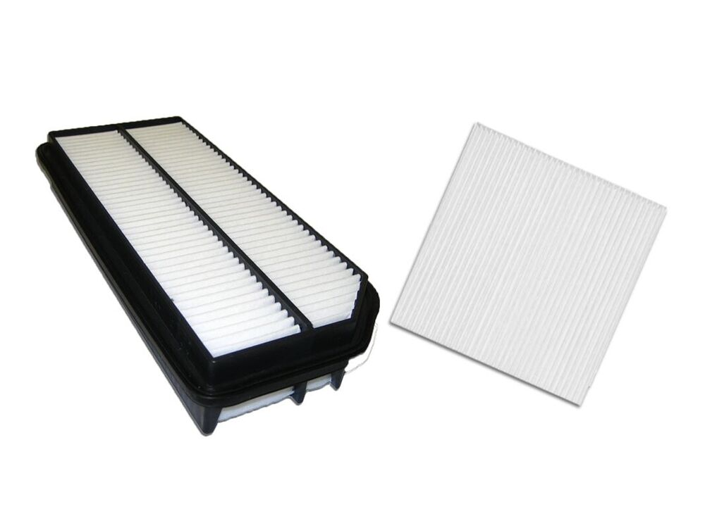 Air filter cabin filter combo for 2007 2008 acura tl 3 2l 3 5l model only ebay