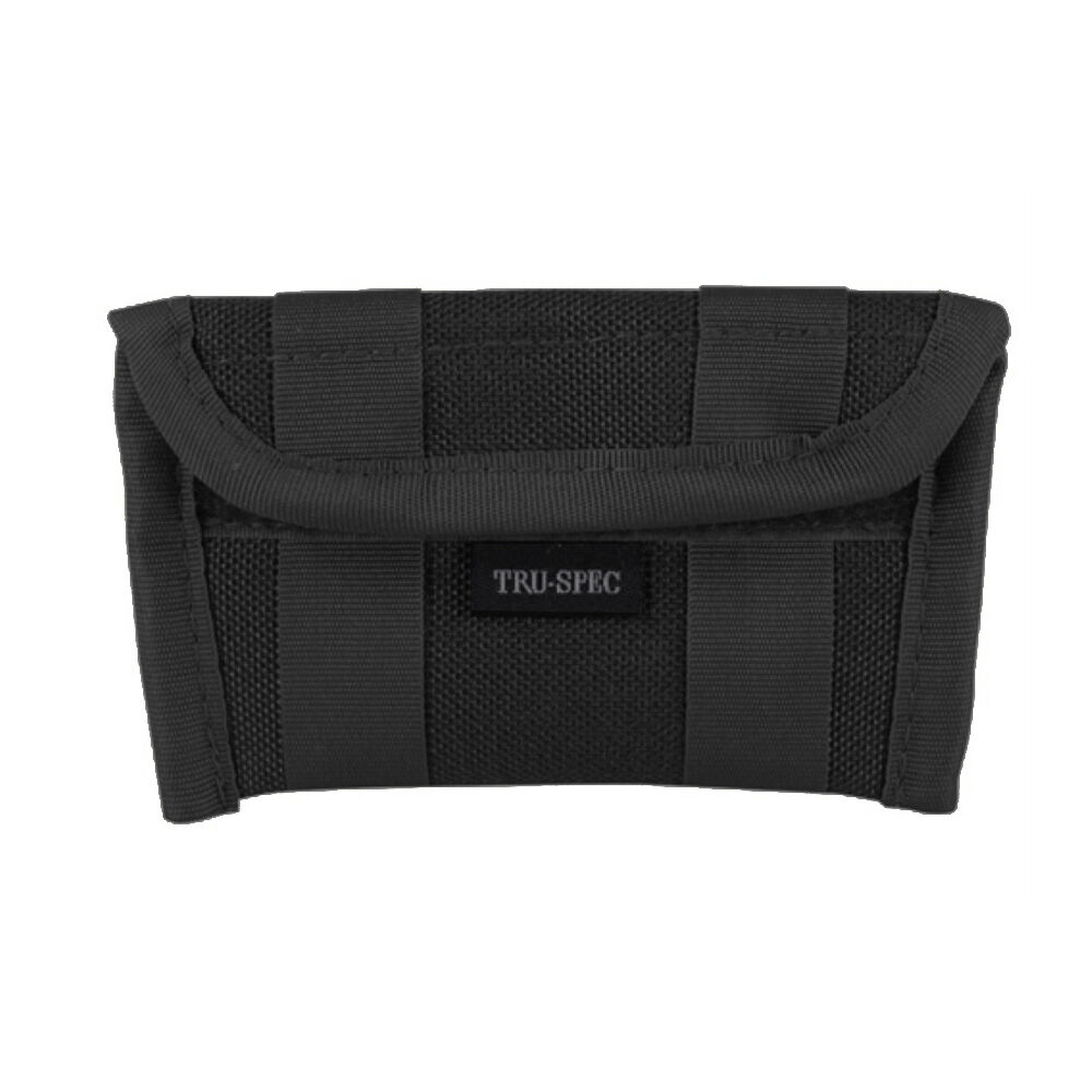Signal mirror pouch black outdoor tactical survival 2in x 3in new