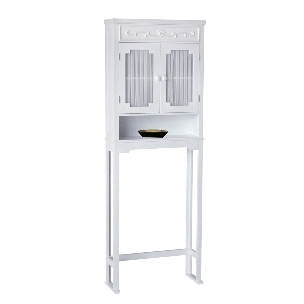 Kitchen Cabinet Space Savers: Lisbon Floor Cabinet/Cupboard Space Saver For Bathroom
