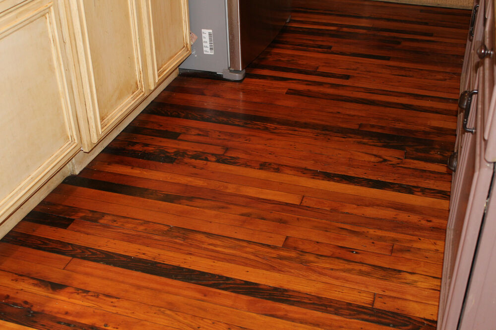 Reclaimed red oak flooring rustic and full of character for Rustic red oak flooring