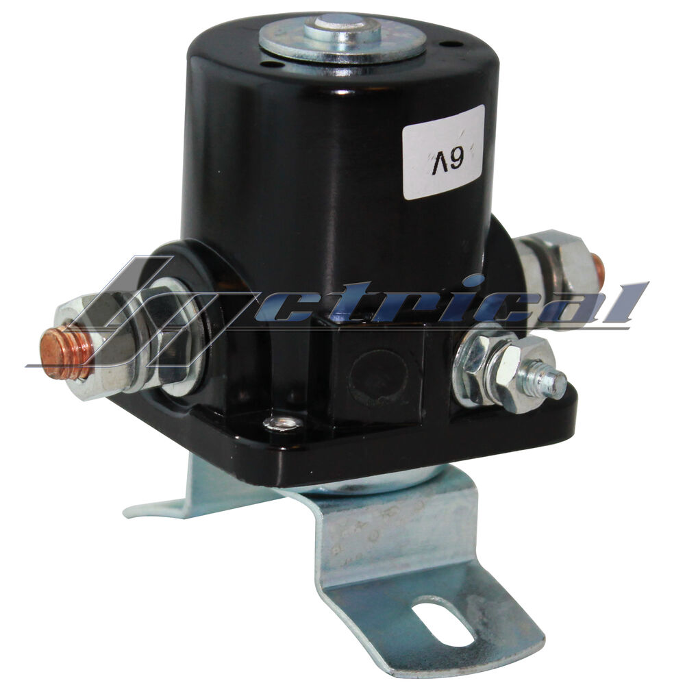 Ford 8n Switch : Starter hd solenoid relay for ford tractor n cyl