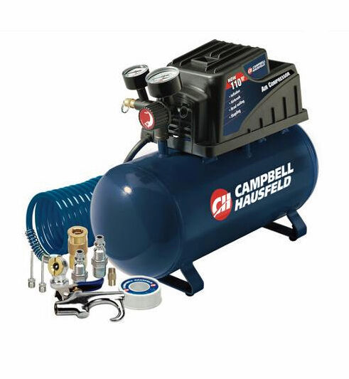 Best 110 Psi Power Tool Portable Air Compressor Home Auto