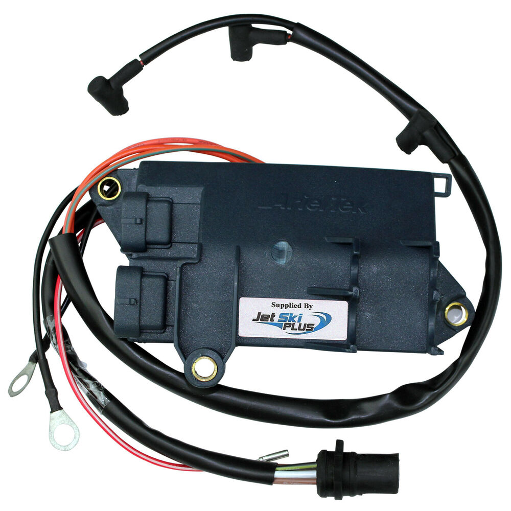 Evinrude johnson outboard engine cdi power pack 3 cylinder for Top rated outboard motors