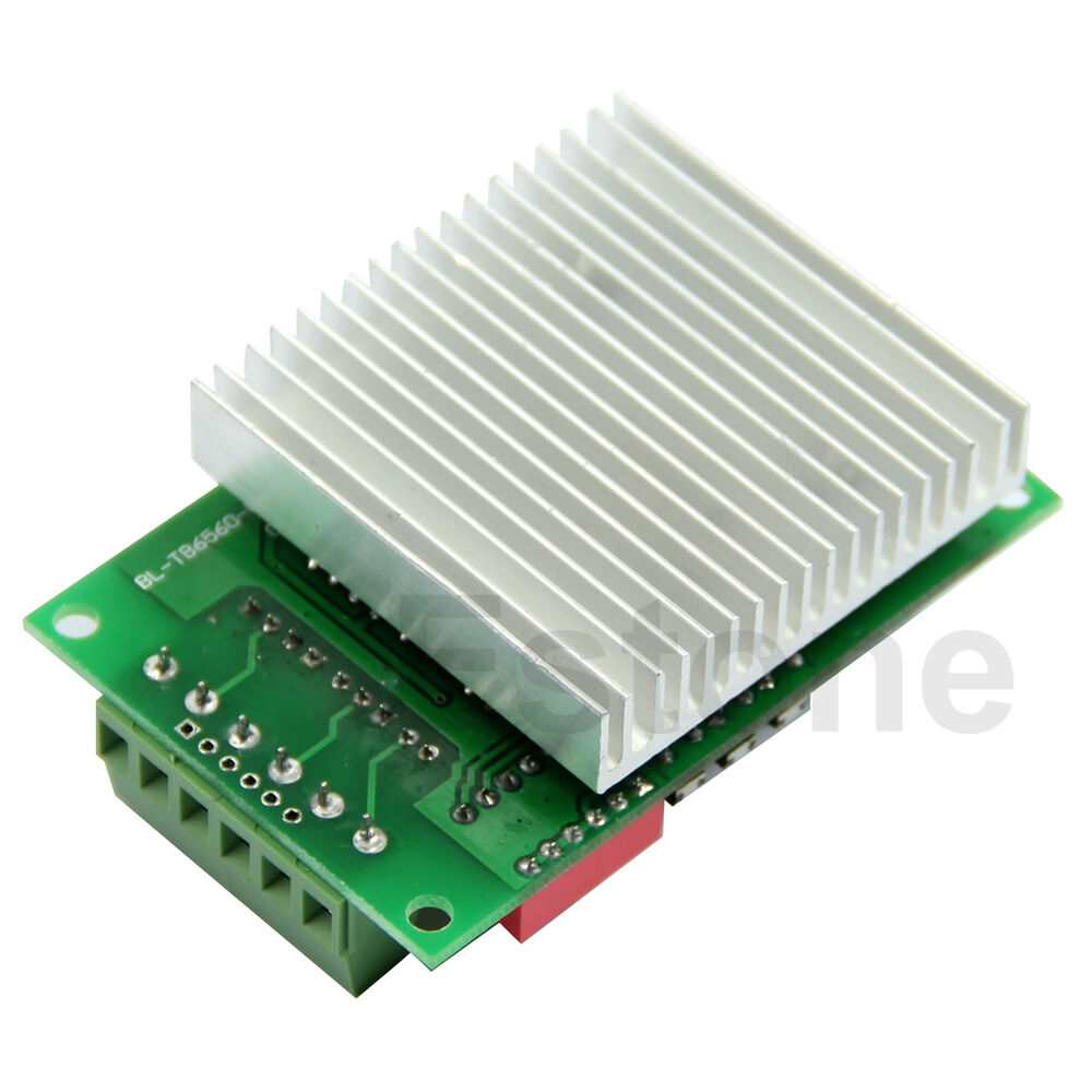 Controller Stepper Single 3a 1 Axis Tb6560 Motor Drivers