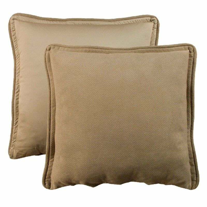Rose tree wingate one euro sham beige taupe new ebay - Beige slaapkamer taupe ...